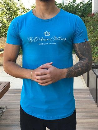 Camiseta Culture Azul Cancún