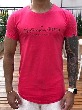 Camiseta FB King Basic Goiaba