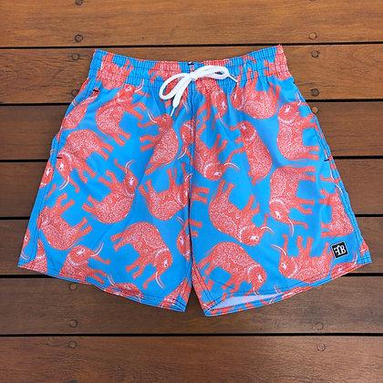 Shorts Elephant Blue
