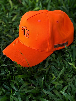 Boné FB Logo Orange