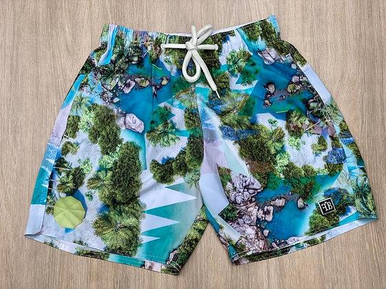 Shorts Guarda-Sol Praia
