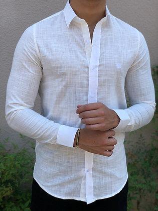 Camisa Flamê Branca