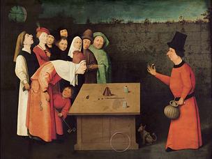 Magicians and Massagicians