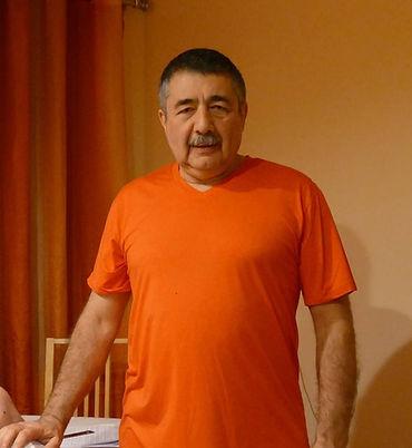 Ilya Soliterman, Massage Therapist, Calgary's best massage, therapeutic relaxation massage