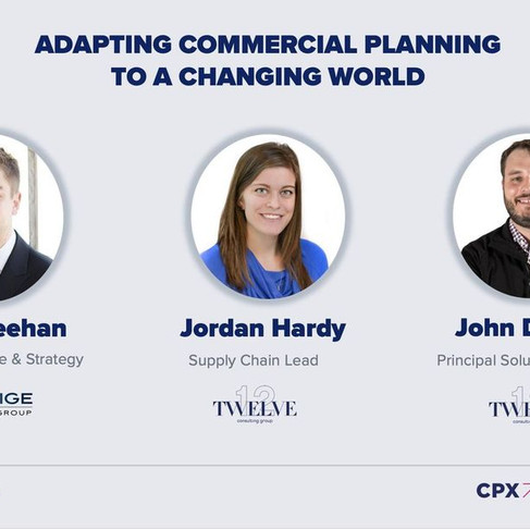 Implementing Anaplan to Transform Commercial Planning
