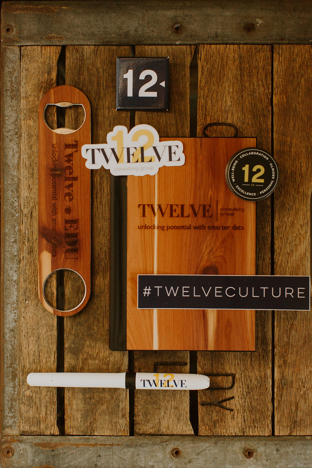 Twelve Consulting Group SWAG Items image