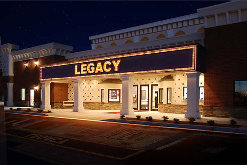 Legacy Theatre Front