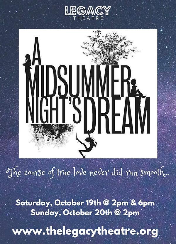 Saturday, October 19th _ 2pm & 6pm Sunda