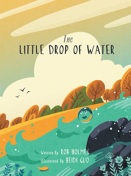 The Little Drop of Water - paperback (includes free shipping anywhere in the UK)