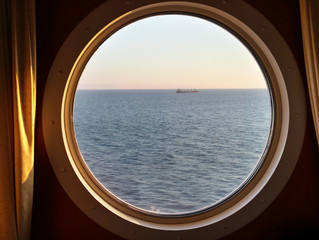 God's porthole