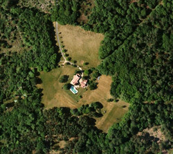 Le Fournet from air