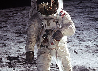 One small step for man...