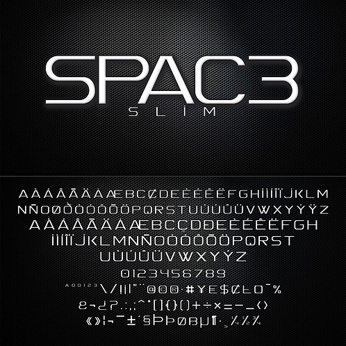 Spac3 - Slim