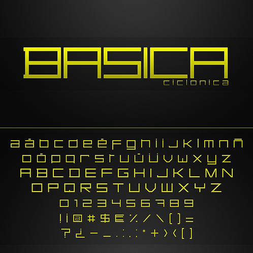 Basica - Ciclonica