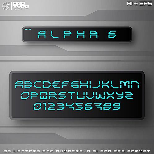 Alpha - 6