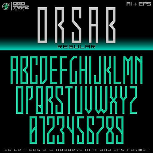 Orsab - Regular