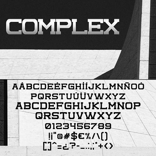 Complex v15