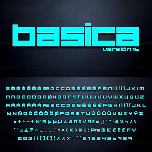 Basica - Regular_v16