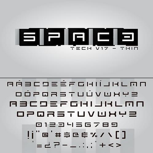 Spac3 - Tech v17 - Thin