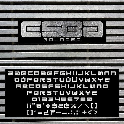 Esba - Rounded