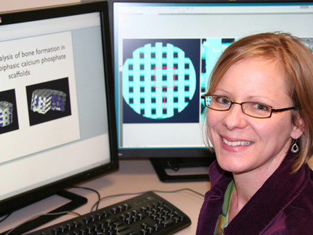 Amy Wagoner Johnson: Generating new connections