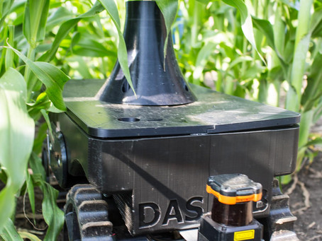 Agricultural robot may be 'game changer' for crop growers, breeders