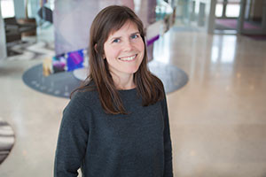 Lisa Ainsworth of USDA-ARS elected to the National Academy of Sciences