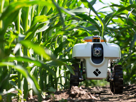 Revamped ag robot unveiled at ARPA-E Innovation Summit