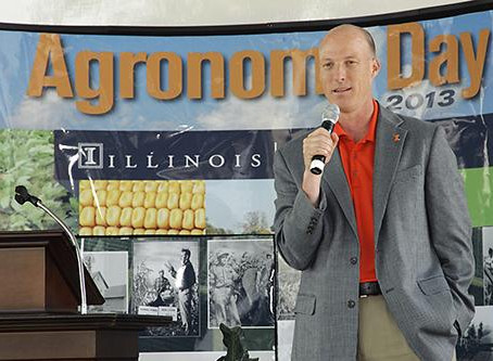 Agronomy Day highlights latest crop sciences research at Illinois