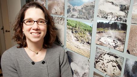 Rachel Whitaker: An evolutionary career