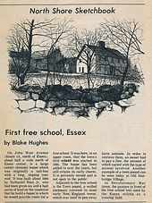 First free school, Essex MA