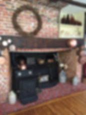Cedar Hill Farmhouse Hearth