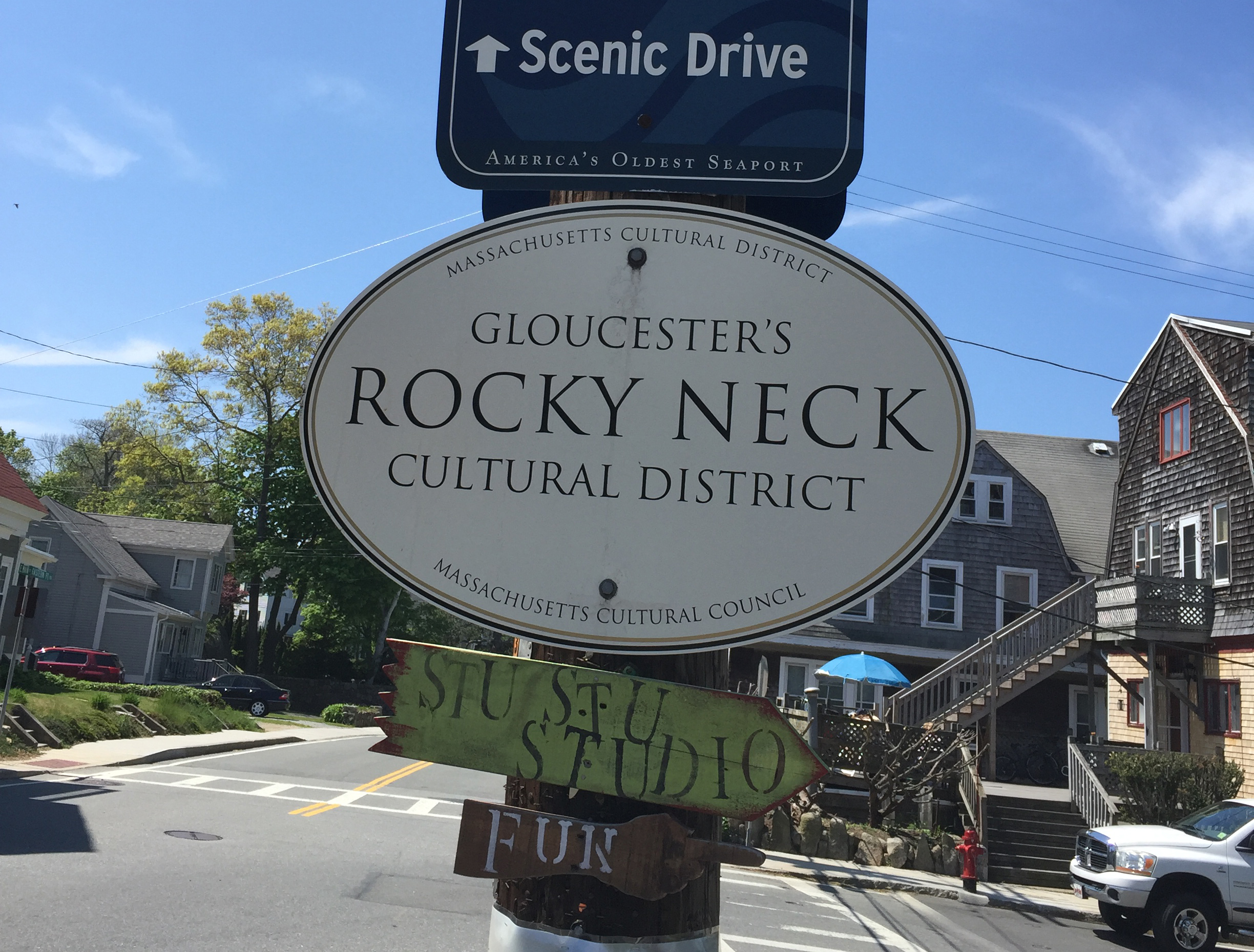 Rocky Neck Art Colony