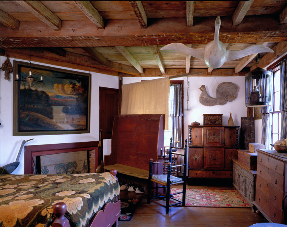 Cogswell's Grant Folk Art Museum