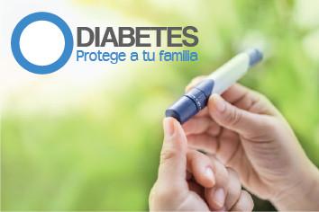 Diabetes, otro enemigo silencioso de la salud