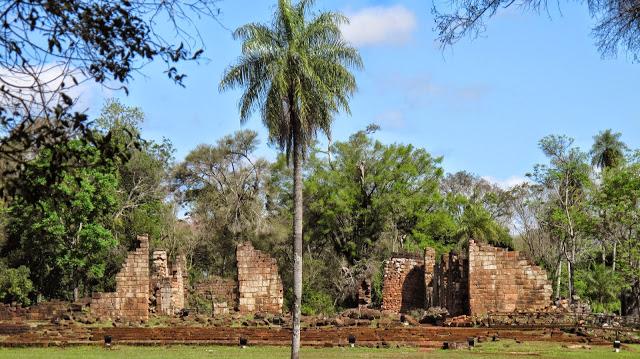 ruinas santa ana