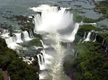 Cataratas del Iguazú + Wanda y San Ignacio