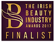 jackie g brows, The Irish Beauty Industry Awards Finalist 2017
