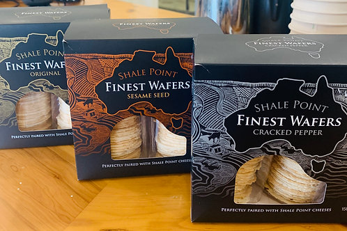 Shale Point Wafers