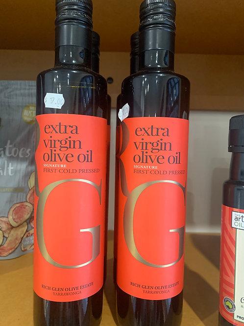 Rich Glen Extra Virgin Olive Oil