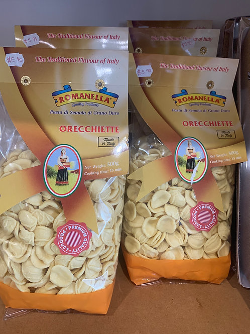 Romanella Orecchiette Pasta