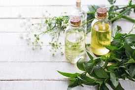 Synergie d'huiles essentielles