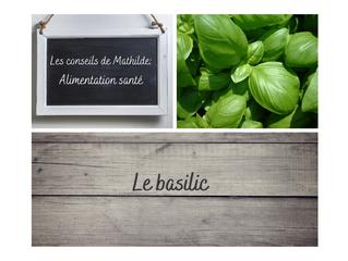 Les conseils de Mathilde: le basilic