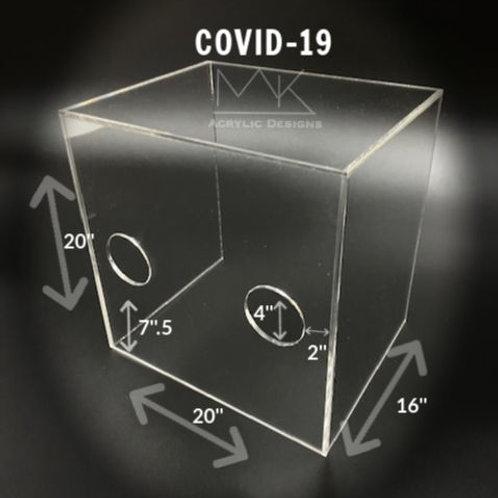 Aerosol Box COVID-19