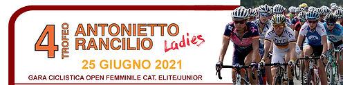 2021 Banner Trofeo Antonietto Rancilio L