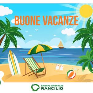 GS Rancilio - Buone Vacanze