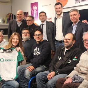 GS Rancilio - Apertura stagione agonistica 2018