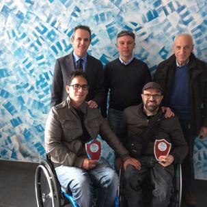GS Rancilio - Premiazioni FCI Comitato Provinciale Milanese