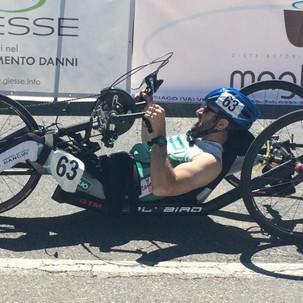 """GS Rancilio - I nostri handbiker impeganti al """"13° Meeting del Garda (BS)"""""""