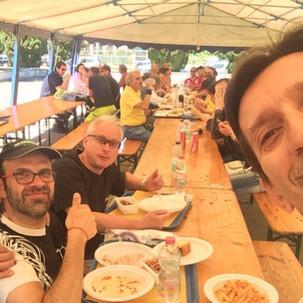 """GS Rancilio - Una rappresentanza del team handbike al """"9° Gran Premio Mariangela con Noi ... """""""